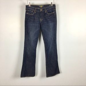"""Lucky Brand """"Sweet N' Low"""" Bootcut Jeans  size 2"""